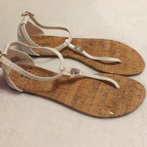 💎New💎 Just Fab jewel sandals women's size